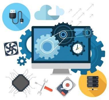 Reparacion y mantenimiento de computadoras via Remota Grupo 7